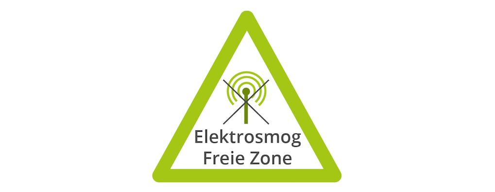 Elektrosmog freie Zone