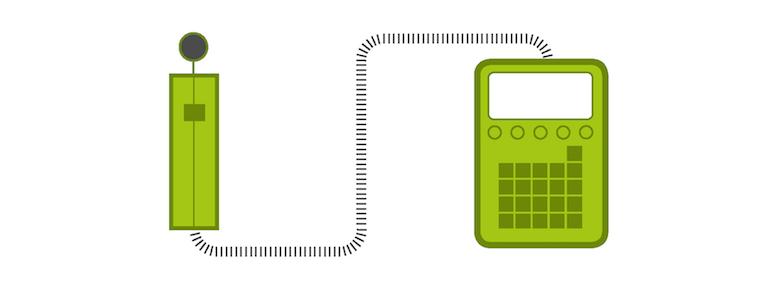 Baufeuchte - Messung